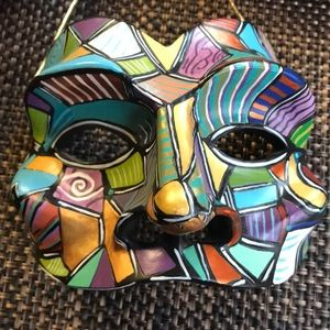 Mask/ Robert Shields Design/
